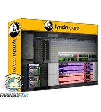 دانلود lynda Mixing an EDM Track
