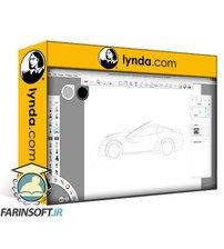 دانلود lynda SketchBook Pro 7 Essential Training