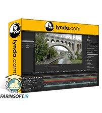دانلود lynda VFX Techniques: Creating a CG Flag with After Effects and Cinema 4D
