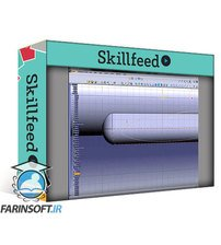 دانلود Skillshare Modeling Full Body Of an Airplane in CATIA