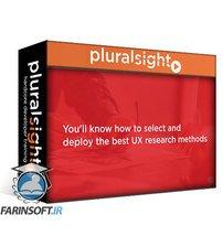 دانلود PluralSight UX Research Analysis