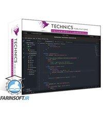 دانلود Technics Publications Technics Publications JavaScript Series Full-Stack Development using JavaScript React Python and Django