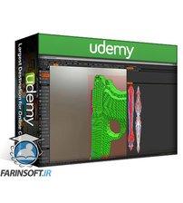 دانلود Udemy 3D Character Workshop