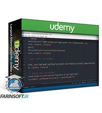 دانلود Udemy How to create a CRUD Application with Python and SQL Server