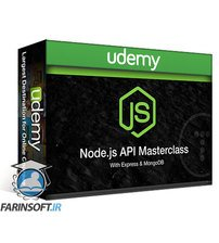 دانلود Udemy Node.js API Masterclass With Express & MongoDB