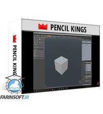 دانلود PencilKings Interior Design For Concept Art Pt2 Learn how to Use 3D Software for Awesome Interiors