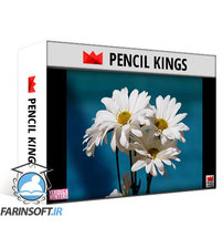 دانلود PencilKings How to Draw With Colored Pencils – Drawing Daisies