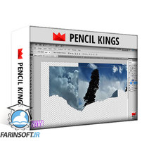 دانلود PencilKings Matte Painting in Photoshop – Create an Alien Environment