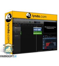 دانلود lynda Get in the Mix with Logic Pro