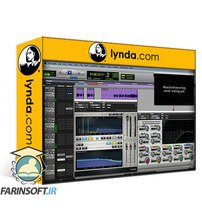 دانلود lynda Get In the Mix with Pro Tools
