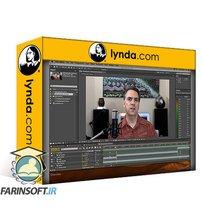 دانلود lynda Premiere Pro and After Effects: Adding Handle to Sound Bites