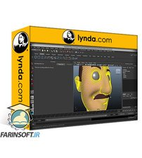 دانلود lynda Rigging a Face in Maya