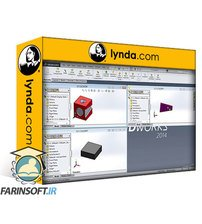 دانلود lynda SOLIDWORKS 2014 Essential Training