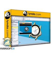 دانلود lynda SOLIDWORKS Rendering with PhotoView 360