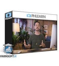 دانلود PhLearn How to Master Double Exposure in Photoshop