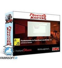 دانلود Frontend Masters Fundamentals to Funtional JS, v3