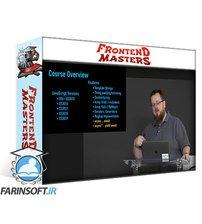 دانلود Frontend Masters JavaScript New Feature Process