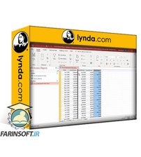 دانلود lynda Access Basics for Excel Users