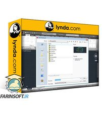دانلود lynda AutoCAD 2014 Essential Training: 1 Interface and Drawing Management