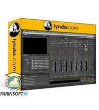 دانلود lynda Building a Commercial Soundtrack in Audition