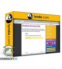 دانلود lynda Creating Surveys with HTML5