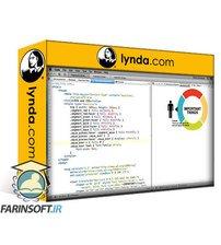 دانلود lynda Design the Web: SVG Rollovers with CSS