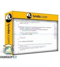 دانلود lynda iOS 13 Development Essential Training: 2 Web Content, Views, and Distribution