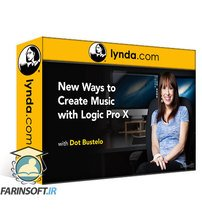 دانلود lynda New Ways to Create Music with Logic Pro X