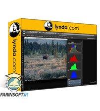 دانلود lynda Photoshop Color Correction: Low Contrast