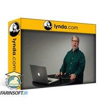 دانلود lynda Transforming a Portrait Into a Painting in Photoshop