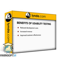 دانلود lynda UX Foundations: Making the Case for Usability Testing