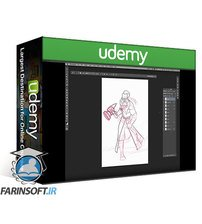 دانلود Udemy BlurOne – Randy Bishop Digital Techniques in Character Design