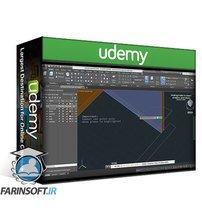 دانلود Udemy Complete AutoCad Course With Drawing Practices in 2D & 3D