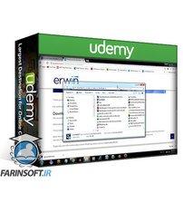 دانلود Udemy Data Modeling and Relational Database Design using ERwin