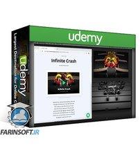 دانلود Udemy MotionDesign – Infinite Crash – Motion Design School