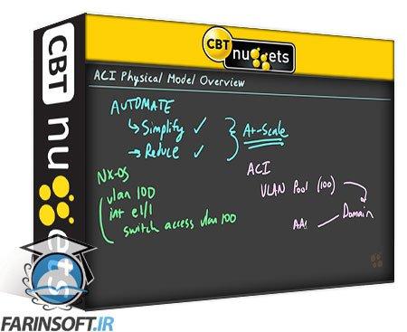 دانلود CBT Nuggets Map Out the ACI Physical Model