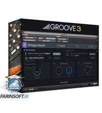 دانلود Groove3 iZotope Dialogue Match Explained