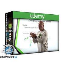 دانلود Udemy Cisco CCENT / ICND1 (100-105) + Bonus: The Complete Course