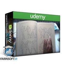 دانلود Udemy Complete Beginner's Guide to Anatomy and Figure Drawing