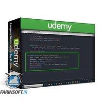 دانلود Udemy Create a CRUD Contacts Database App with Python and SQLite