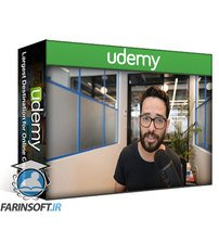 دانلود Udemy FluxAcademy – The $10K Website Process
