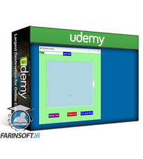 دانلود Udemy How to create CRUD Application with Python and PostgreSQL