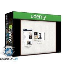 دانلود Udemy Learn how to build Amazon website using Vue.js and Node.js