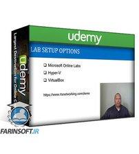 دانلود Udemy Mastering Group Policy on Windows Server 2016 w/ Lab Access