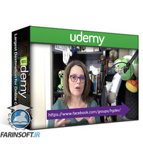 دانلود Udemy Procedural Terrain Generation with Unity