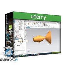 دانلود Udemy Siemens NX Unigraphics basic to advance level