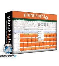 دانلود PluralSight Exploring Data with PivotTables