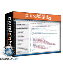 دانلود PluralSight Using Specialized Types and Language Features in TypeScript