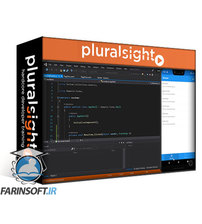 دانلود PluralSight Using the Xamarin.Forms Shell