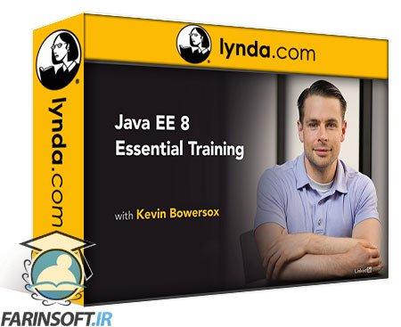 دانلود lynda Java EE 8 Essential Training